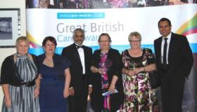 Great North West Care Awards 2010